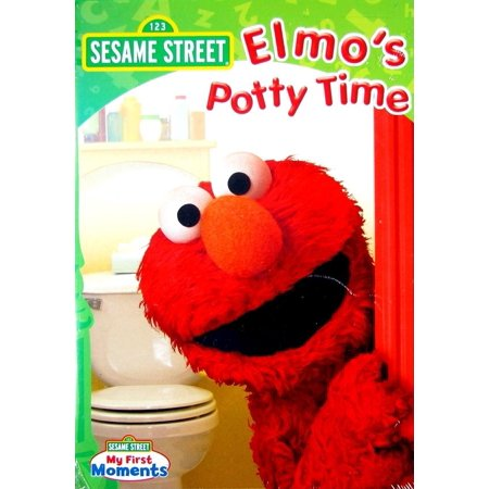 Elmo's Potty Time (DVD) (Sesame Street Vampire Laugh)