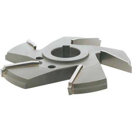 Grizzly C3694Z Carbide Tipped Panel Cutter 12 Face & Quarter Round, 5-3/4