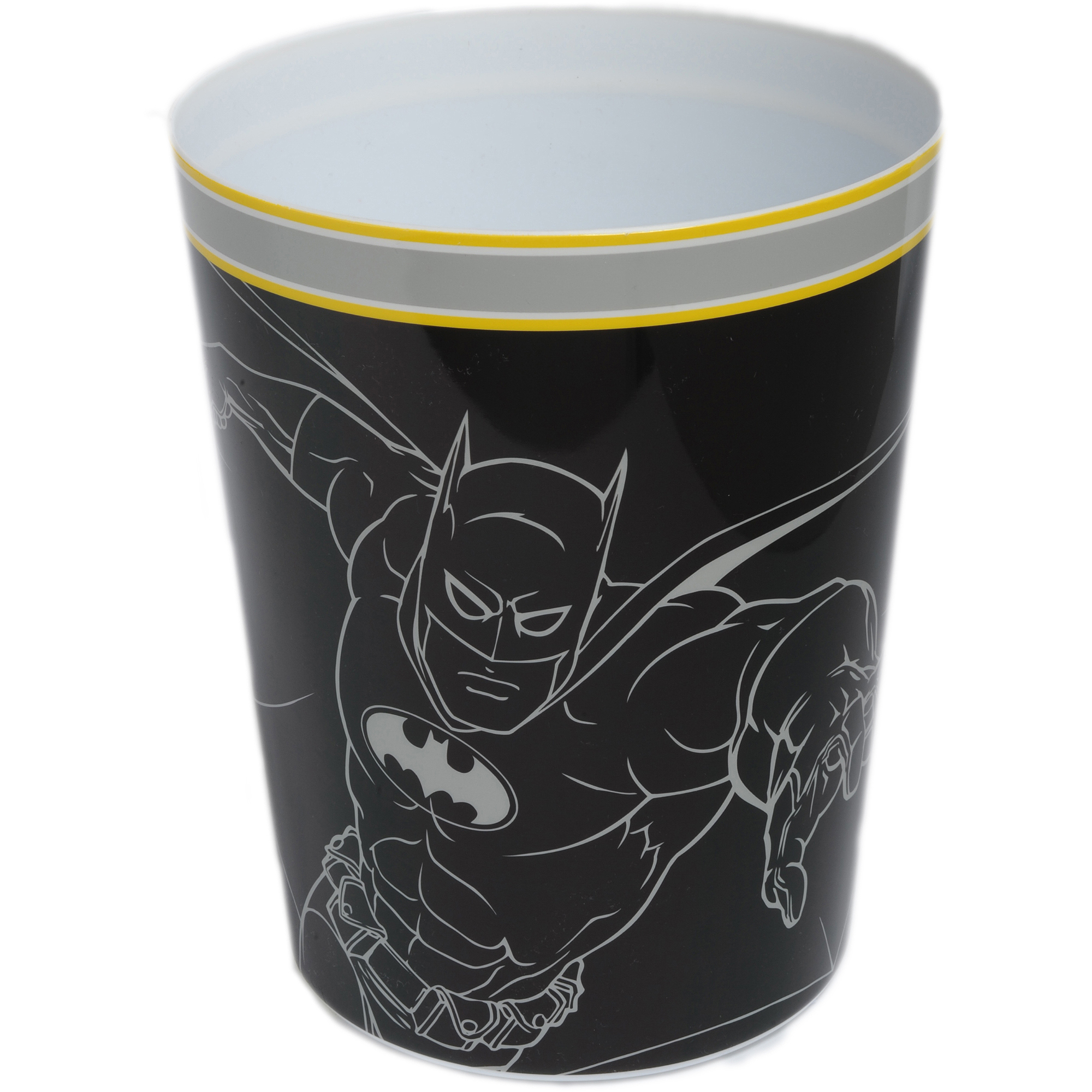 Batman Logo Bath Waste Basket