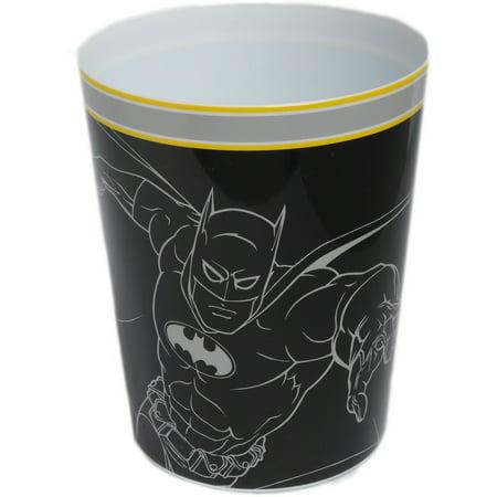 Batman Logo Waste Basket