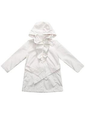 f17d465e446e Baby Girls Coats   Jackets - Walmart.com