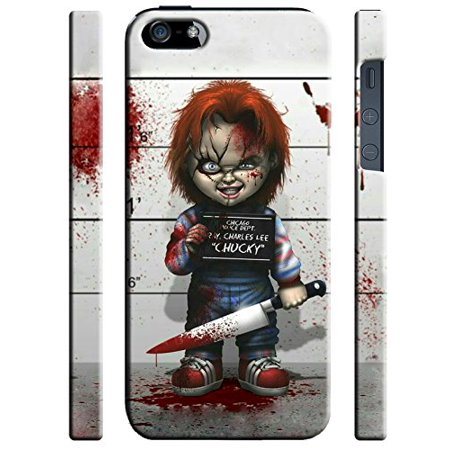 5s Online Tap Halloween (Ganma Halloween design Case For iPhone 5 5s SE Hard Case)