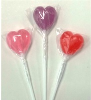 Valentine's Day 8ct Valentine Lollipop Cupcake Toppers