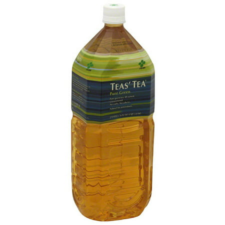 Teas' Tea Pure Green Tea, 67.59FO (Pack of 6)