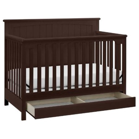 Storkcraft Davenport 5 In 1 Convertible Crib With Drawer