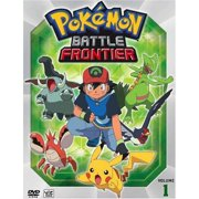 Pokemon Battle Frontier, Vol. 1 (Full Frame) by Viz Media