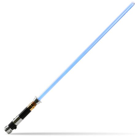 Star Wars Obi-Wan Kenobi Episode III FX Lightsaber - Blue Light Saber