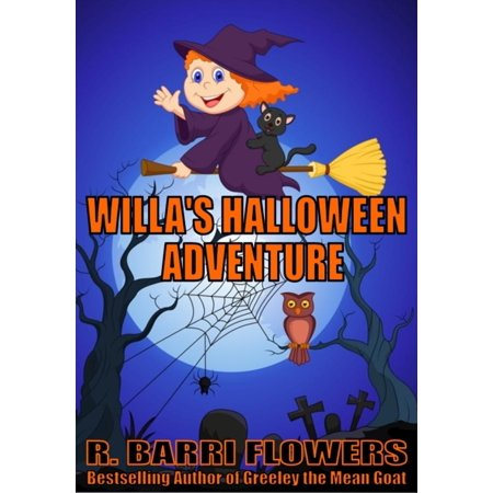 Willa's Halloween Adventure (A Children's Picture Book) - eBook - Halloween Adventure Near Me