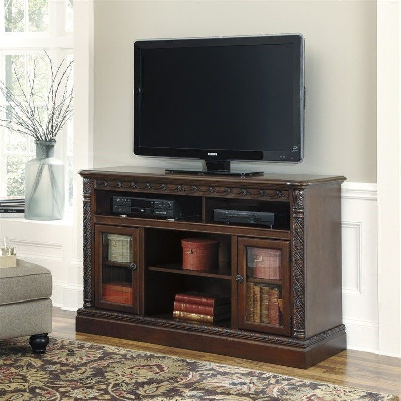 Signature Design By Ashley Furniture North Shore 60 Tv Stand In