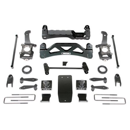 Fabtech FTS22135 FABFTS22135 04-08 FORD F150 BASIC II 6IN KIT - BOX