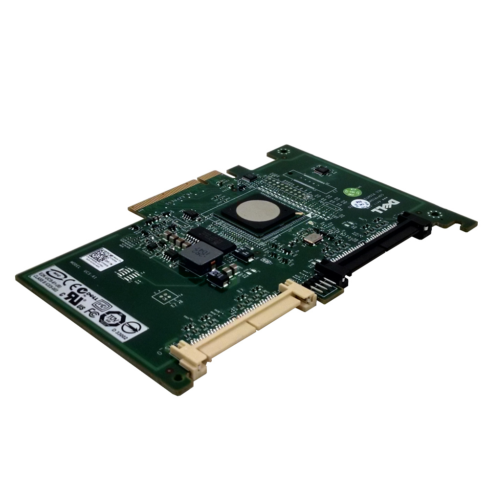 Dell Poweredge PCIe SAS 6i/R SAS Raid Controller Card YK838 Refurbished