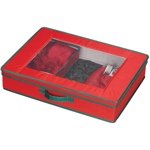 Household Essentials Holiday Tabletop Set Chest