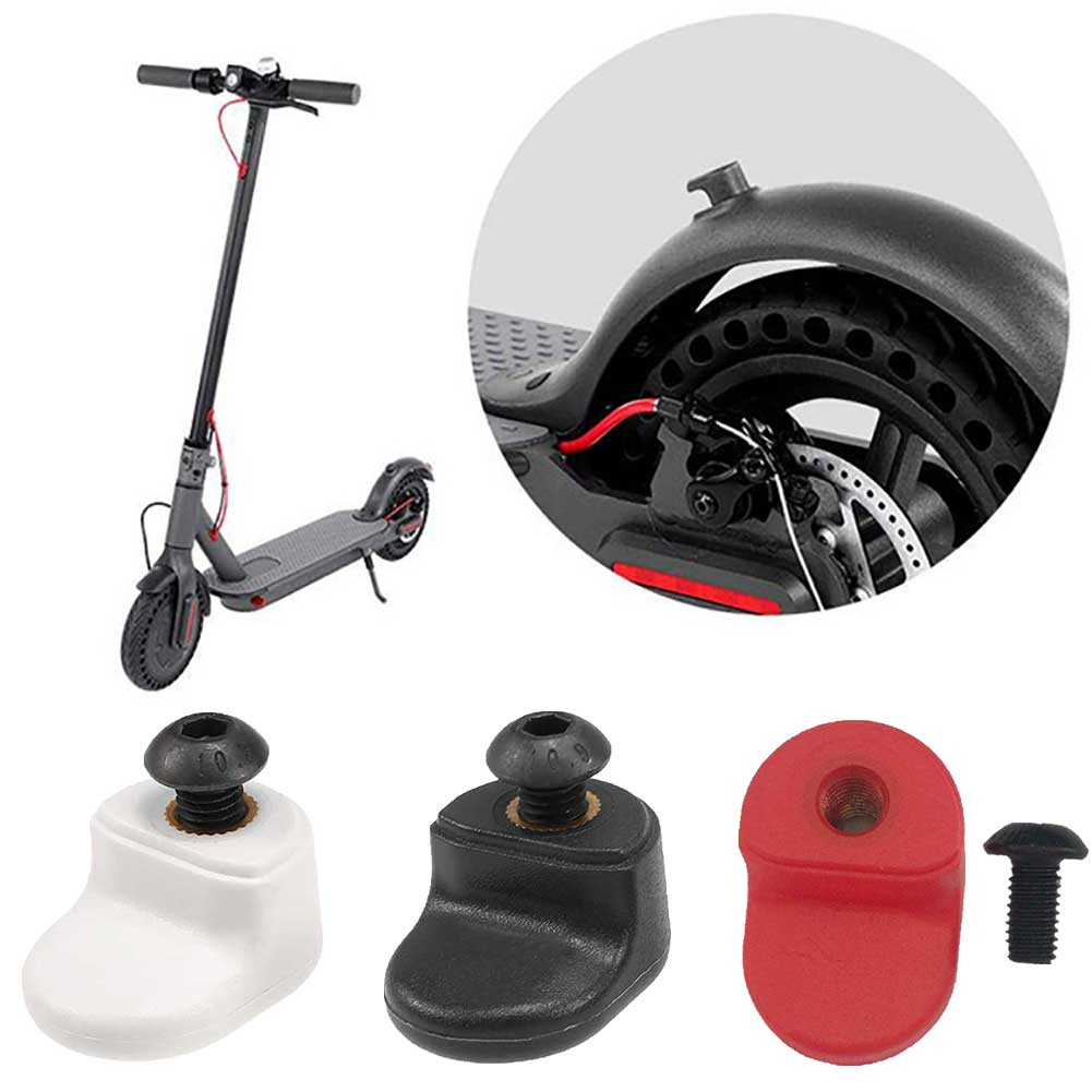 Tbest Front Mudguard Fender Replacement For XIAOMI mijia M365 Electric Scooter
