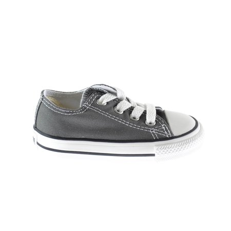 Converse Chuck Taylor All Star SP IN OX Baby Toddlers Charcoal 7j794 - Personalized Converses