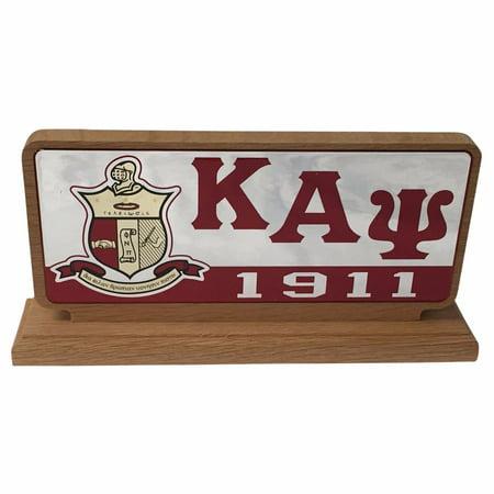 Kappa Alpha Psi Desktop Founders Crest Letters Year   Dtf