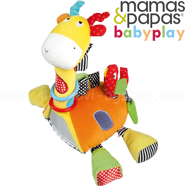 Mamas and Papas Activity Giraffe Soft