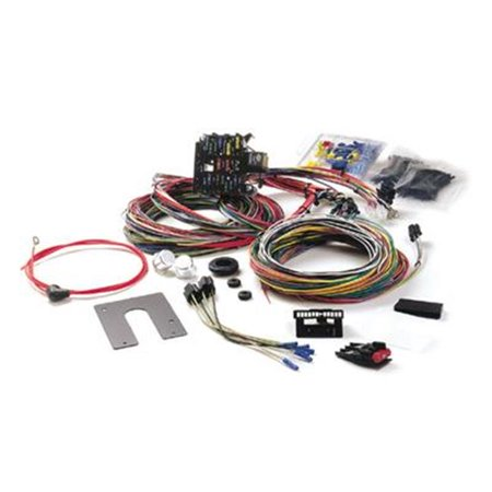 Painless Wrg 10102 Chis Wiring Harness, 12 Circuit on