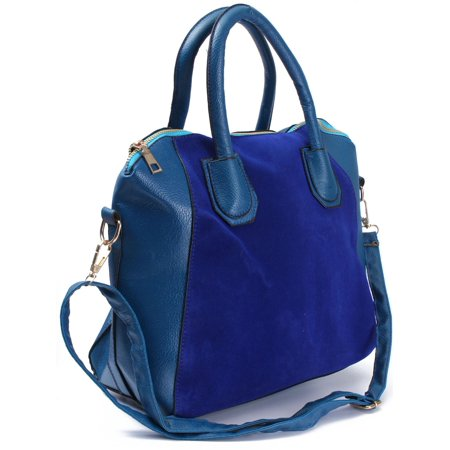 Fashion Women Lady Leather Smile Frosted Tote Purse Handbag Shoulder Shopper Bag