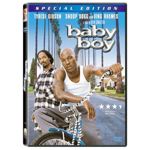 BABY BOY  SPECIAL EDITION (DVD/WS 1.85/DSS/FR-BOTH)