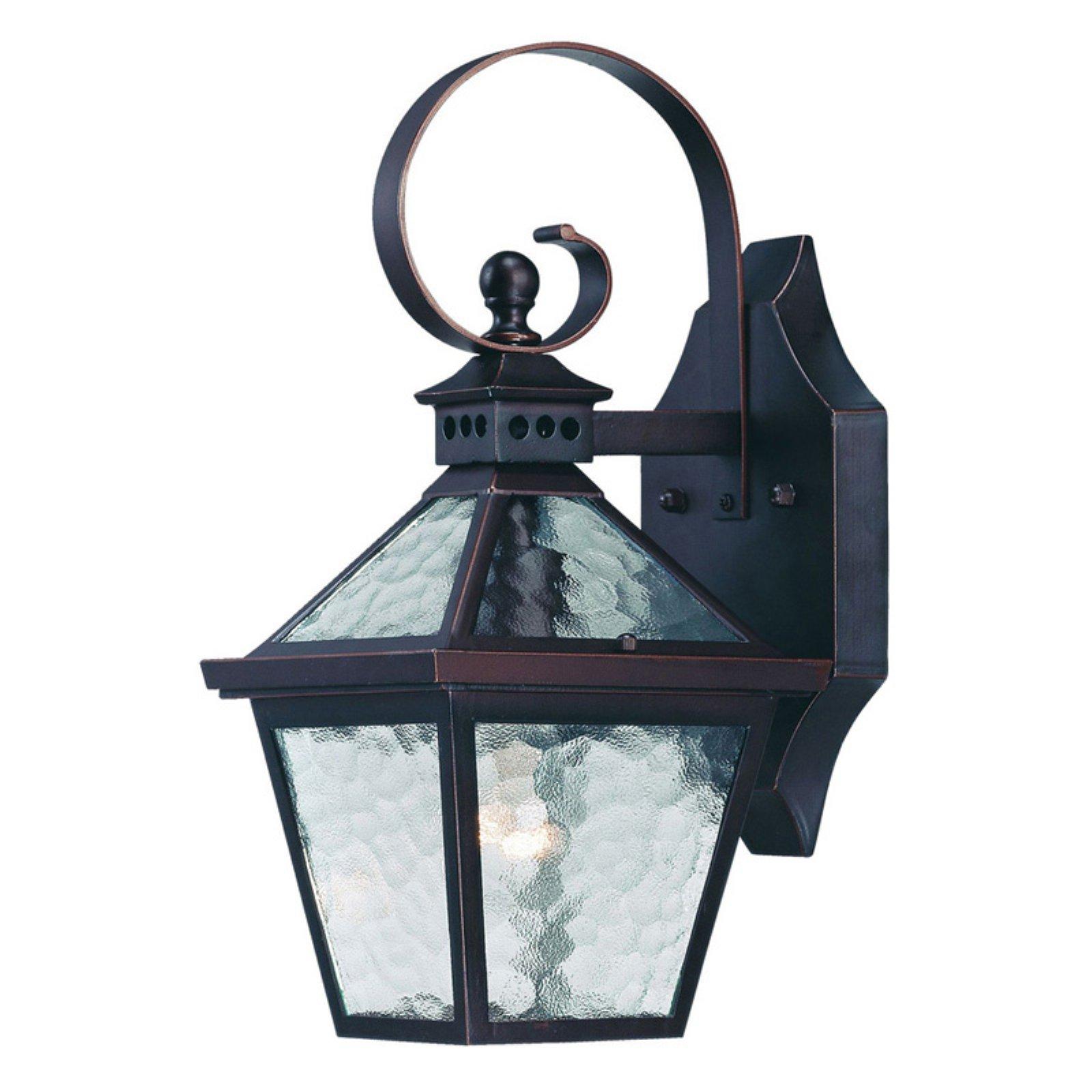 Acclaim Lighting Bay Street 1 Light Outdoor Wall Mount Light Fixture