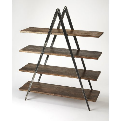 17 Stories Carlee 59'' Etagere Bookcase by