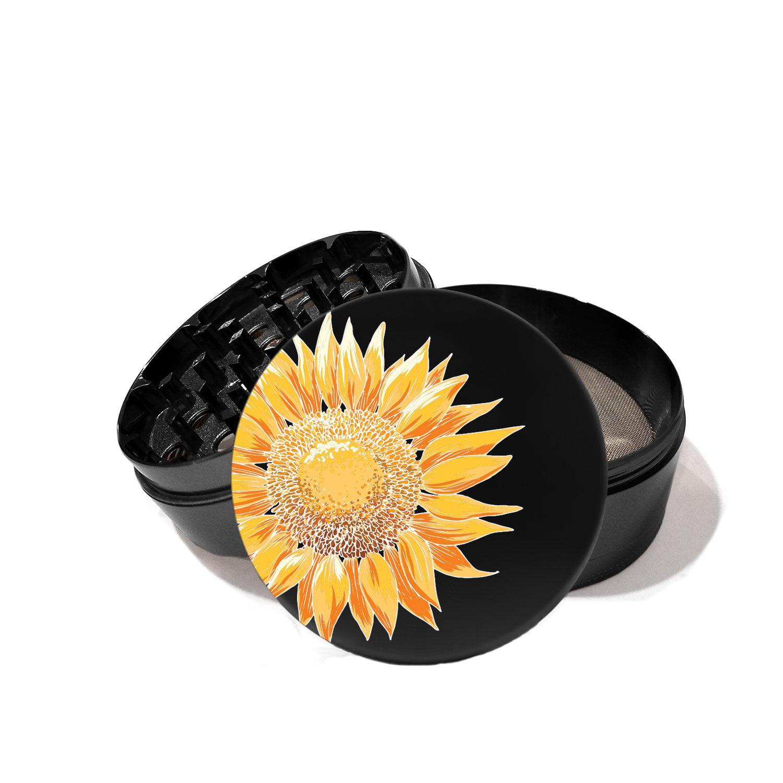 Summer Sunflower - UV Print Grinder