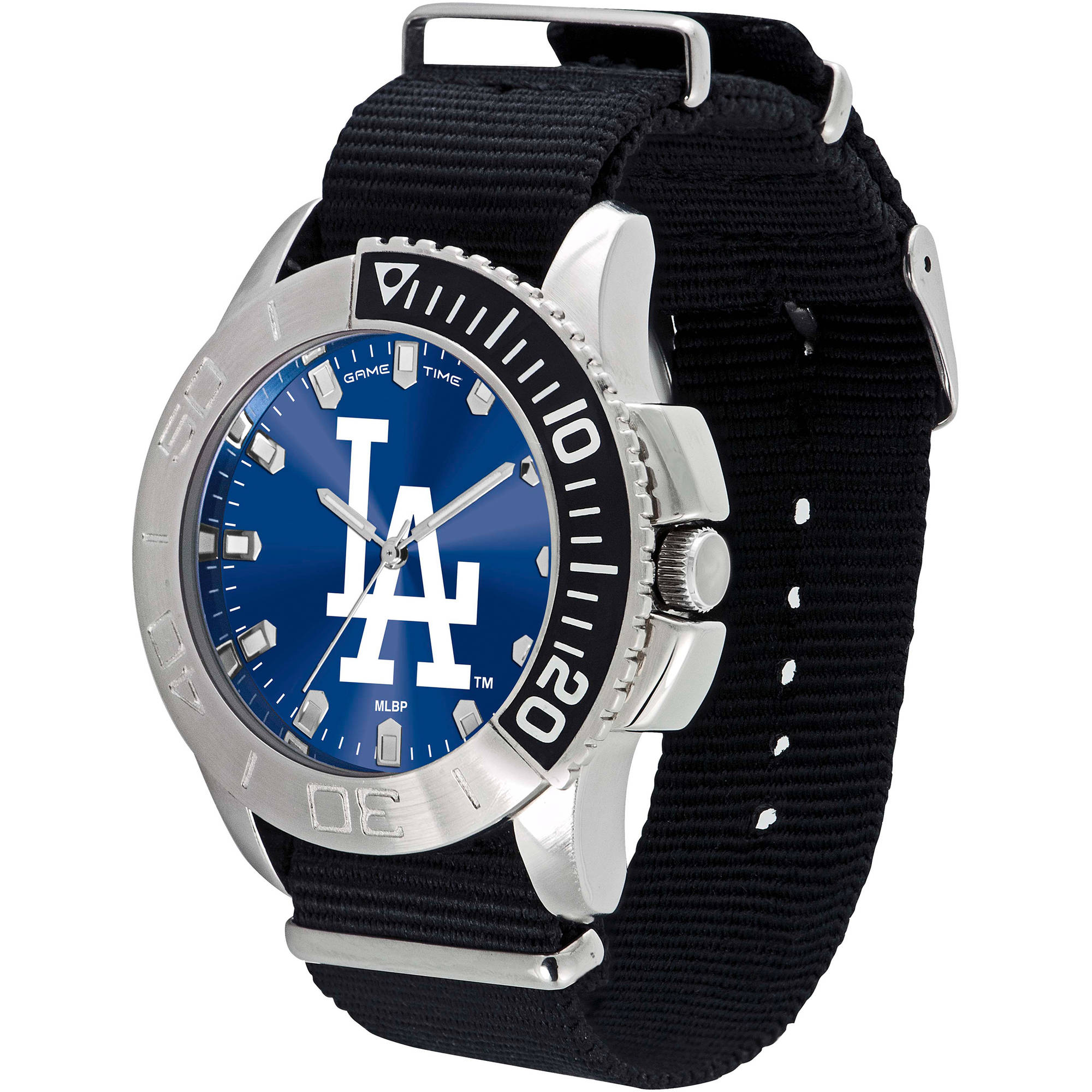 Game Time MLB Men's Los Angeles Dodgers Starter Series Watch