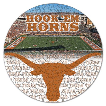 Texas Longhorns 500 Piece Stadium Puzzle