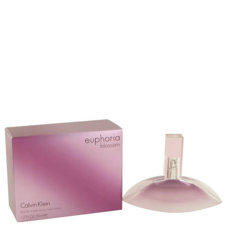 Euphoria Blossom Eau De Toilette Spray 1.7 oz For Women 100% authentic perfect as a gift or just everyday use