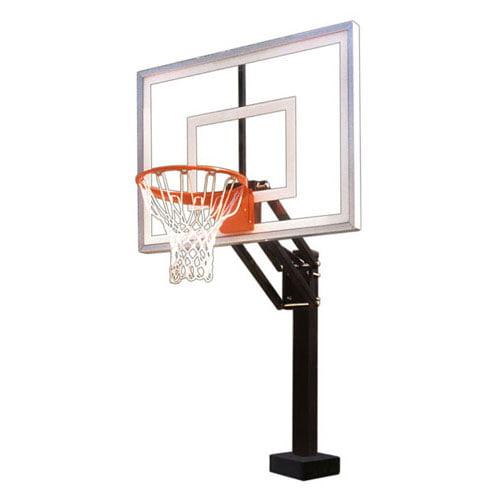 First Team HydroChamp II Swimming Pool Basketball Hoop ...