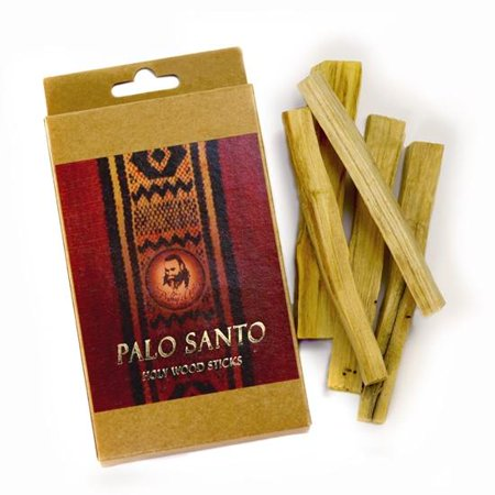Incense Gift - Palo Santo Raw Incense Wood - Standard - 5 Sticks
