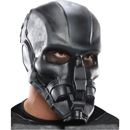 Adult Deluxe DC Superman General Zod 3/4 Vinyl Mask Costume Accessory