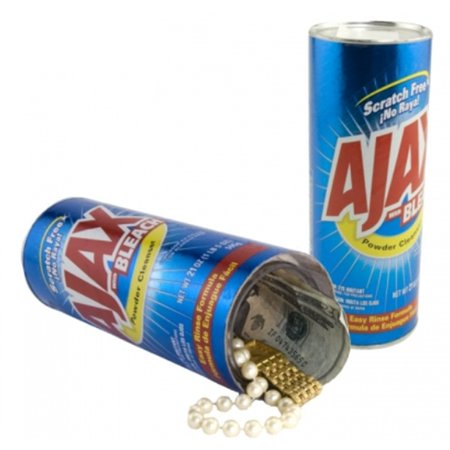 Ajax Diversion Safe Stash By BEST (Best Weed Stash Box)
