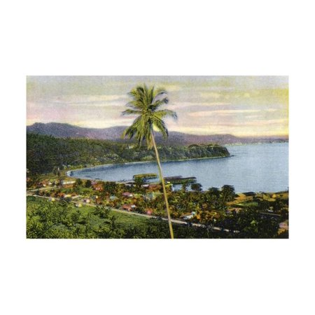 20th Century French Art - Port Maria, Jamaica, Early 20th Century Print Wall Art