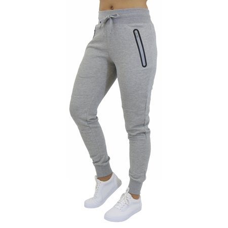 b4af5a2d841bd4 GBH - Women's Jogger Pants With Tech Zipper Pockets - SLIM FIT DESIGN -  Walmart.com