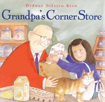 Grandpa's Corner Store (Hardcover)