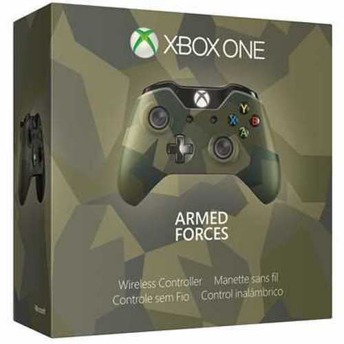 Refurbished Xbox One Armed Forces Wireless Controller