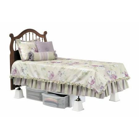 Creative Bath Home Bed Riser (Set of 4)