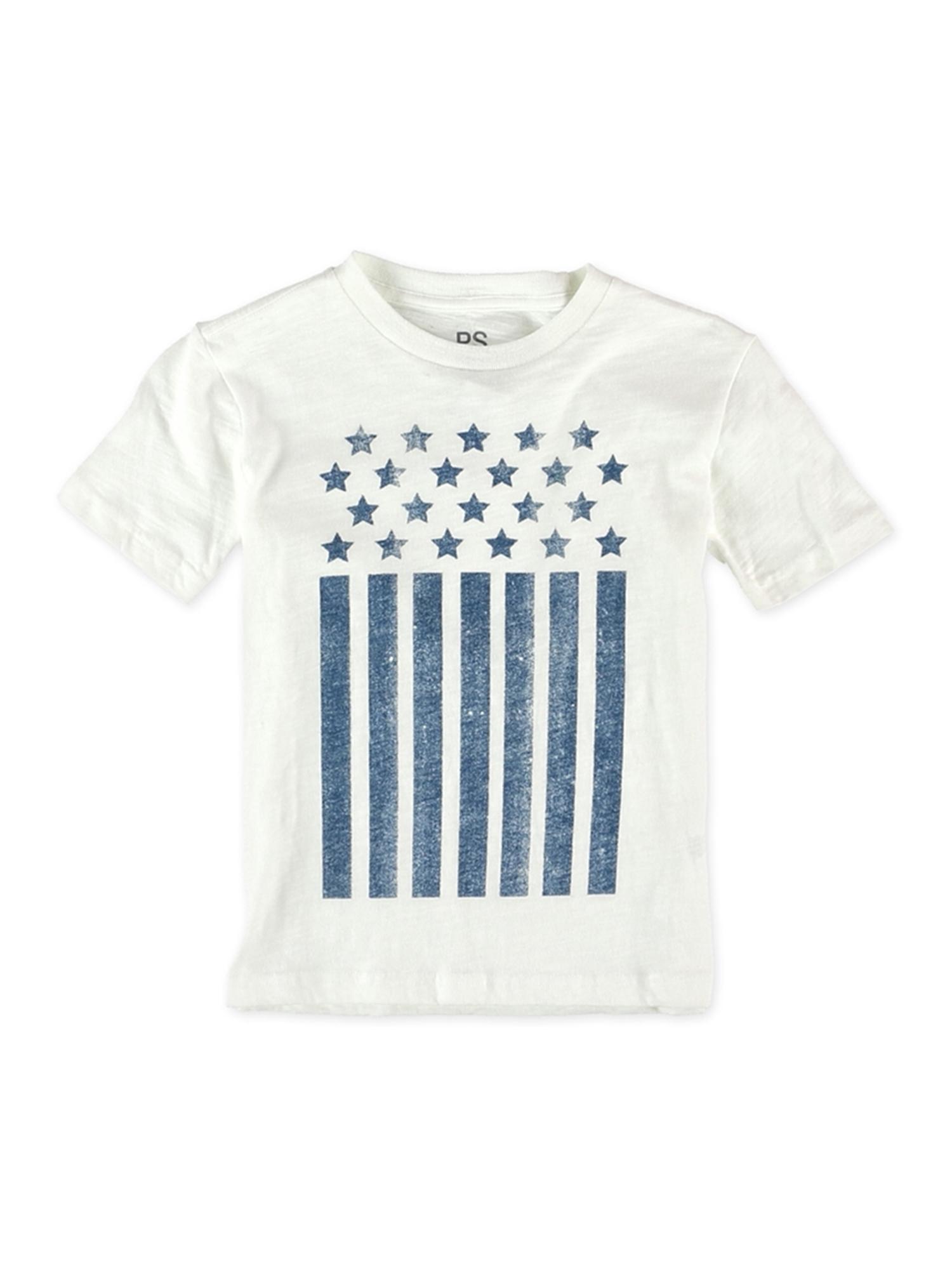 Aeropostale Boys Stars & Stripes Graphic T-Shirt