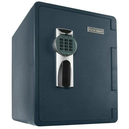 First Alert 2092Df Bd Digital Waterproof Bolt Down Fire Safe