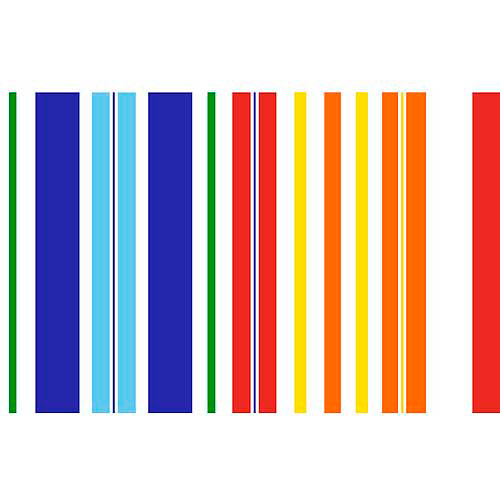 Springs Creative Blair Bright Stripe Fabric by the Yard, Multi-Color