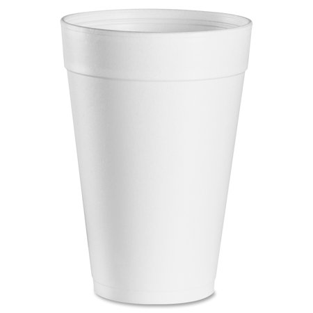 Dart, DCC32TJ32CT, 32 oz Big Drink Foam Cups, 500 / Carton Dart Big Drink Cup