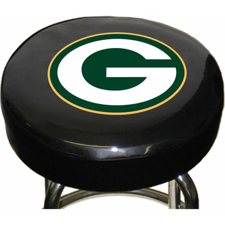Nfl Green Bay Packers Bar Stool Cover Walmart Com