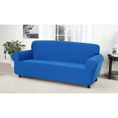 Jersey Stretch Slipcover, Sofa ()