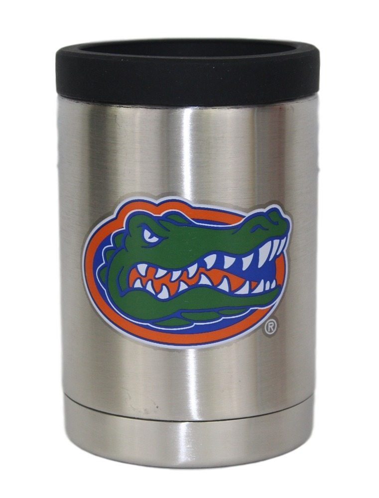 Florida Gators NCAA Stainless Steel Insulated 12oz Jacket with Seal by Gametime Sidekicks