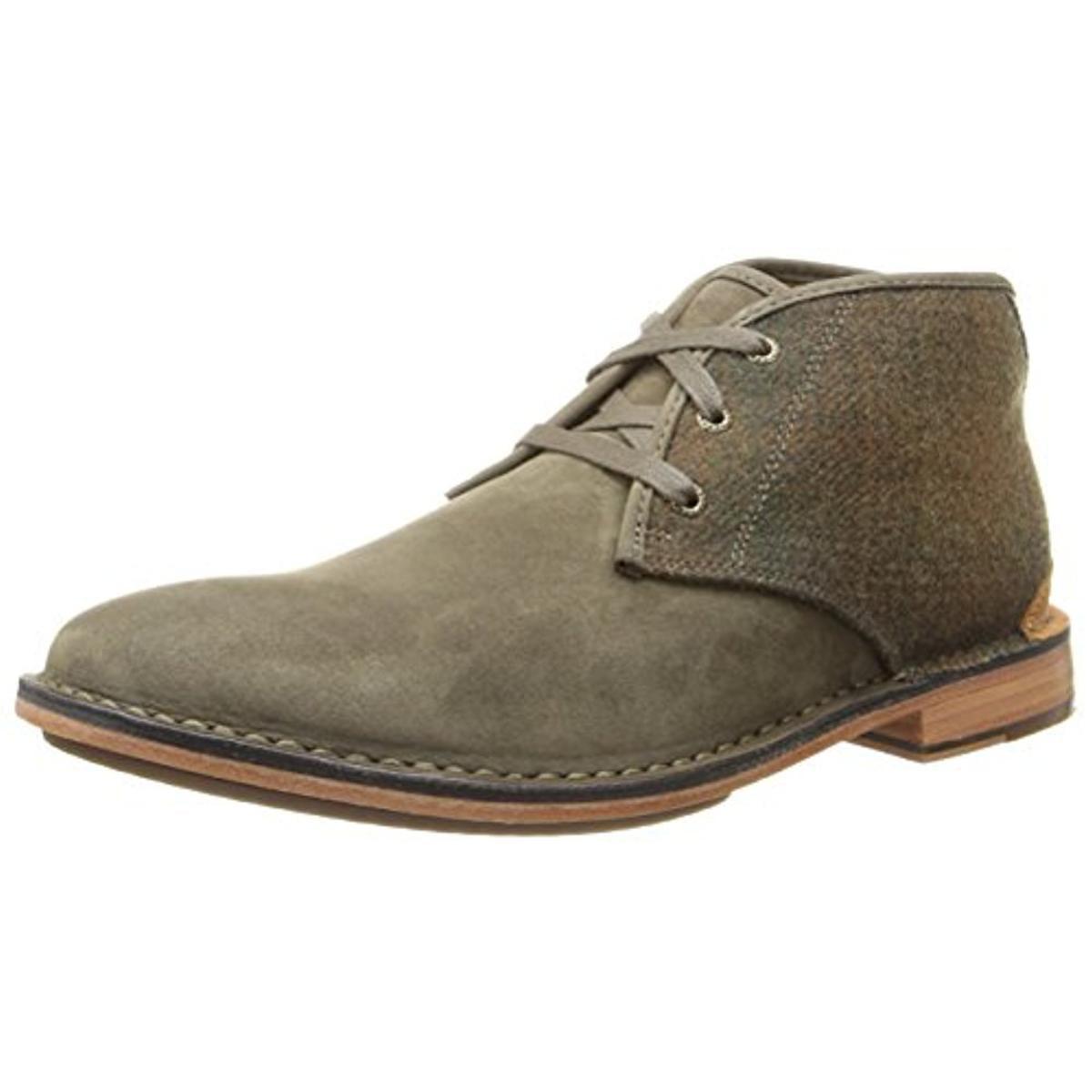 Sebago Mens Halyard Suede Casual Chukka Boots by Sebago