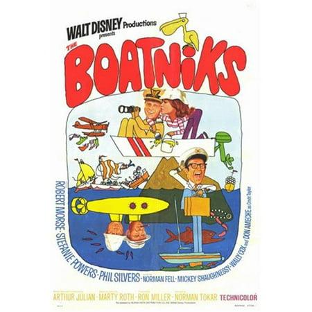 Posterazzi MOV232811 Boatniks Movie Poster - 11 x 17 in. - image 1 de 1