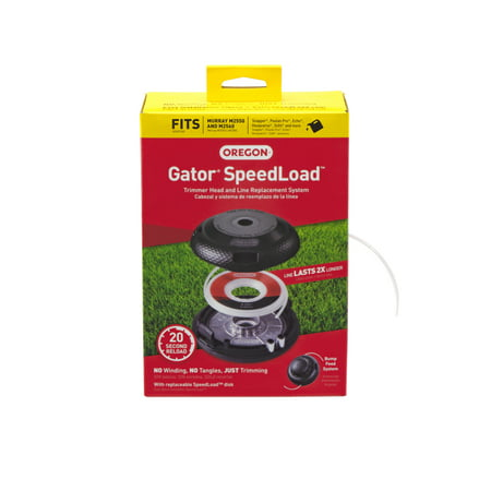 Oregon 24-250-W Gator SpeedLoad Trimmer Head Pro SM