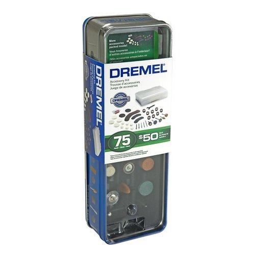 Dremel 75pc General Purpose Accessory Set