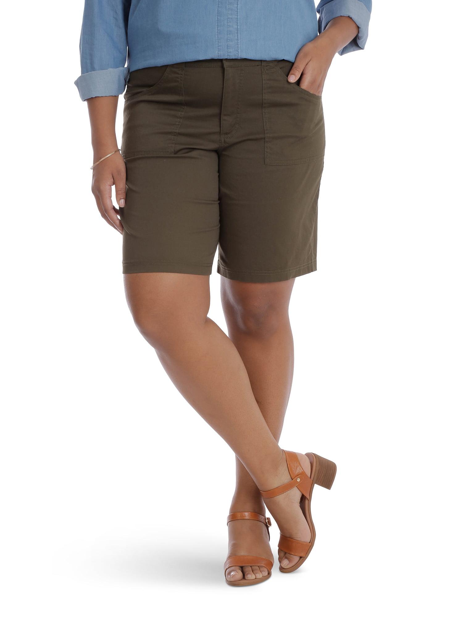 Women's Plus Utility Bermuda Short